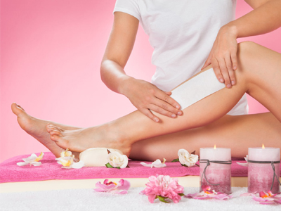 Waxing Hair Removal Service